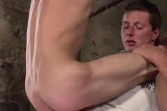 Twink railing bigdick after engulfing primarily it