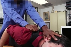 Twink non-professional assfucked during sex casting