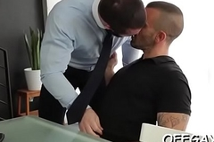 Homosexual guys fucking in the lockers