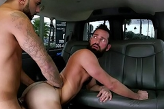 BAITBUS - Amateur Anal Unconcerned Sex With A Man Tarry in Miami!