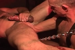 Happy-go-lucky studs asshole fisted