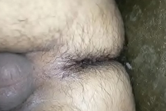 homemade desi indian gay anal big dildo delight