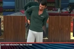 Spanish Chunky Brother Bulge / Suso Gran Hermano 16
